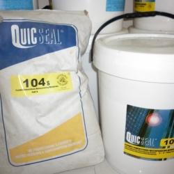 Màng chống thấm xi măng dẻo QuicSeal 104 S