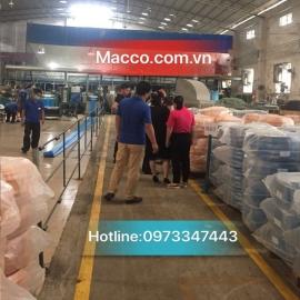 Khách hàng thăm nhà máy sản xuất waterstop