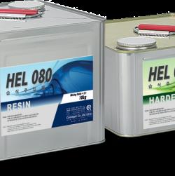 Keo epoxy HEL 080 bơm vết nứt khu vực ẩm ướt
