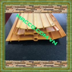 Waterproofing MC PVC Water Stop 200mm For Shearing Joint